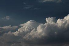 Pileus clouds - Pileus clouds